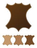 Fototapety leather