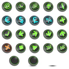 icônes set