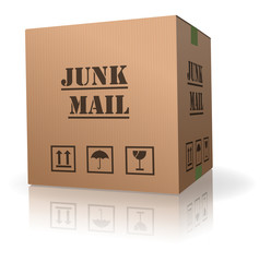 junk mail spam