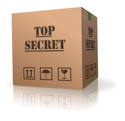top secret package