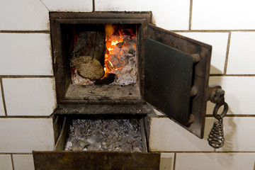 stove''s detail
