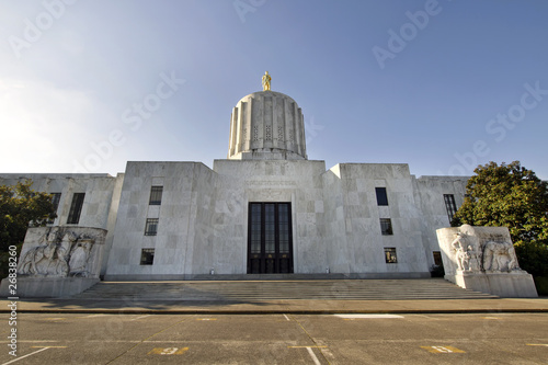 State of Oregon Capitol Building
