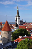 View of old Tallinn - Fine Art prints