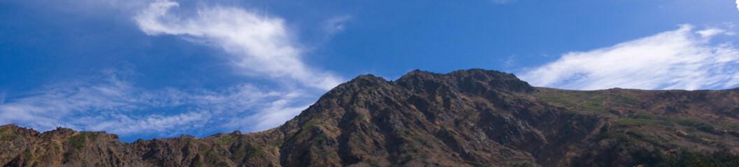 赤岳のパノラマ