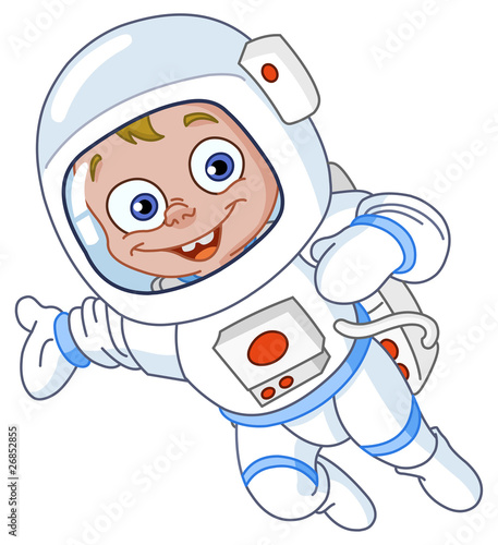 Young astronaut - 26852855