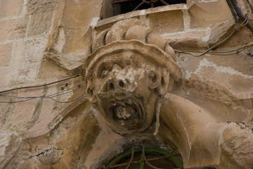 barocco siciliano: testa di moro