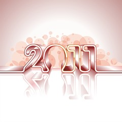 Happy New Year 2011 design
