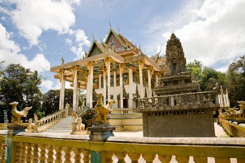 Wat Ek Phnom, Battambang, Cambodia - 26863697