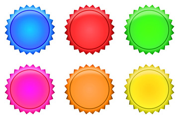 Buttons - Kollektion
