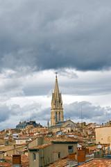 Toits de Montpellier