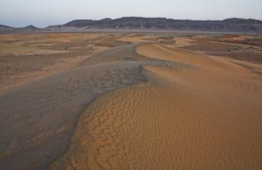Dunas del Sáhara