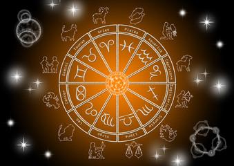 Horoskop - Sterne - Zukunftsblick
