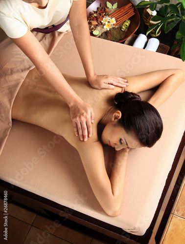 day spa luxury massage