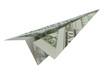 dollar paperplane