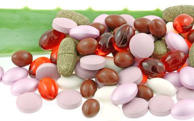 oligo-éléments et compléments alimentaires