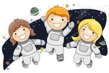 Astronaut Kids