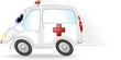 Auto Ambulanza Cartoon-Ambulance-Vector