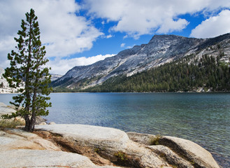 Lake in Yosemite