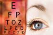 Beautiful Eye Eyechart