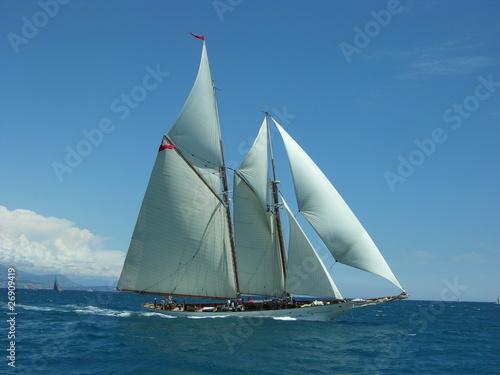 Classic Sailing Boat - 26909419