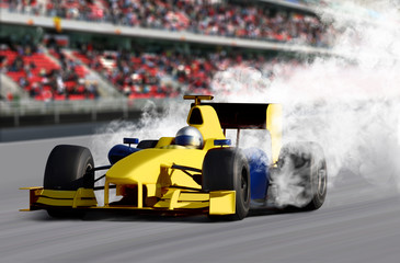 Formula One Speed Car