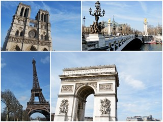 Une promenade à Paris