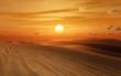 desert sunset - 26913857