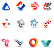 Set of different icons for your design