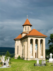 Eastern christian church in Romania