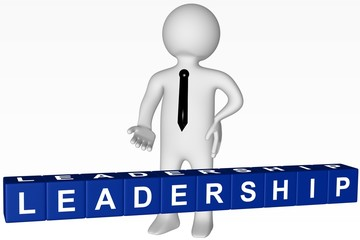 Cubes - 161 - LEADERSHIP