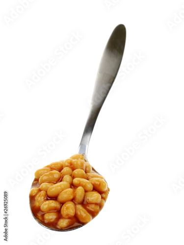 Tablespoon of Baked Beans