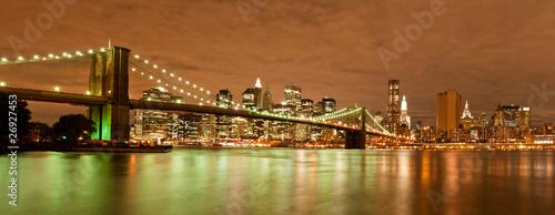 Fototapeten,panorama,nacht,manhattan,york