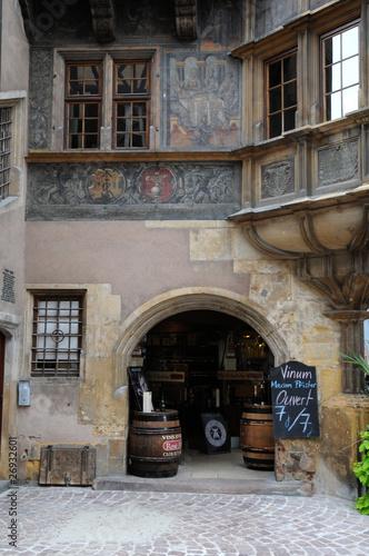 maison à Colmar en Alsace