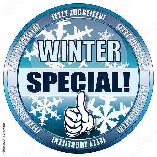 WINTER SPECIAL! - jetzt zugreifen!