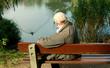 Rentner macht Pause