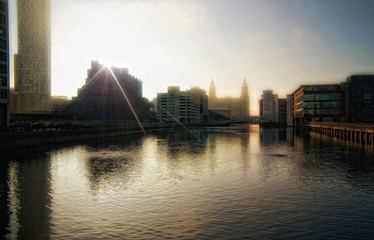 Princes Dock - Early Morning