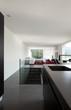 casa moderna, interno