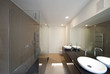 modern bathroom,