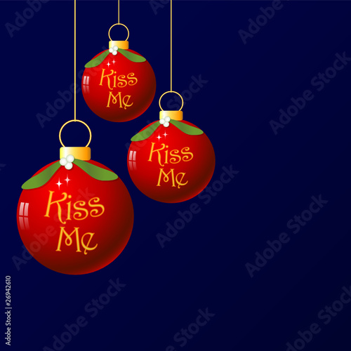Christmas Love - Kiss Me x3