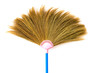 Broom with white background