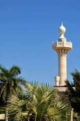 Tower in St. Petursburg Florida