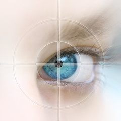 Oeil Objectif Cible