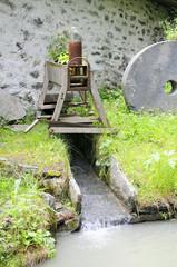 mécanisme du moulin