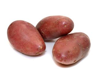 Rote Kartoffel