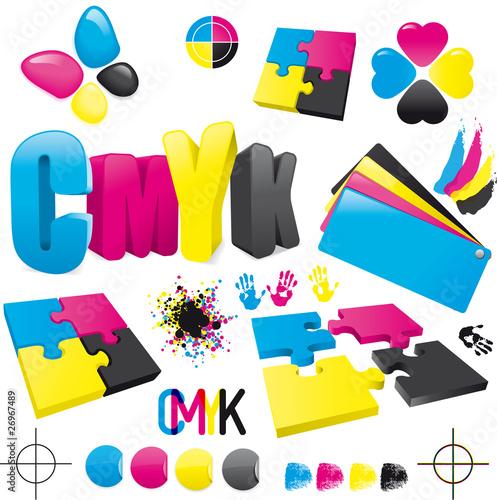 CMYK Sammelsurium