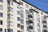 Condominium in Sweden poster