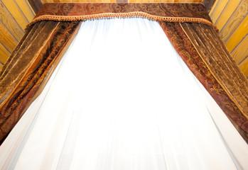 Retro curtains