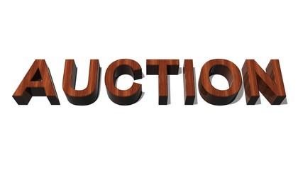 Auction title