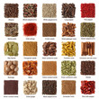 ndian spices collection with titles