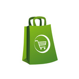 icône e-commerce poster